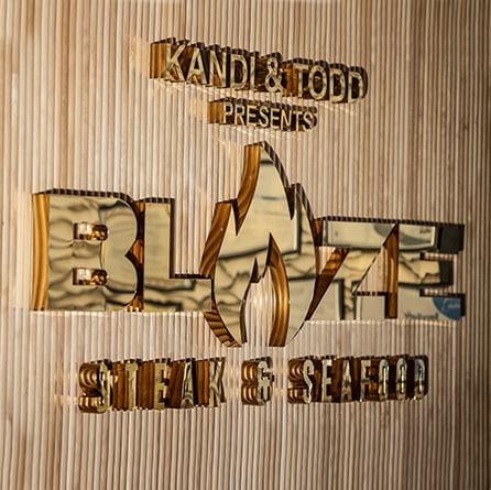 Blaze Steak & Seafood